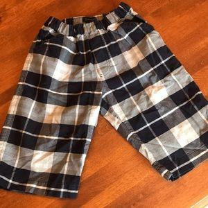 Burberry boys shirt size 3